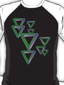 Sheldon Cooper's Penrose Triangles T-Shirt