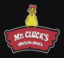 Mr Cluck's Chicken Shack Kids Clothes