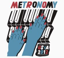 "METRONOMY ""Hands"" by Edx3000"
