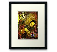Appleseed - Joe Strummer and The Mescaleros Framed Print