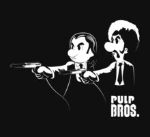 Pulp Bros. by pixelwolfie