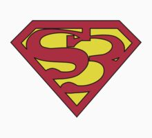 S3 Super Man Logo by csmarshall