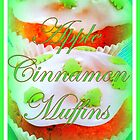Apple Cinnamon Muffins by The Creative Minds