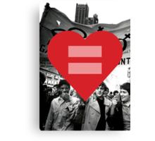 Equal Love#5 Canvas Print