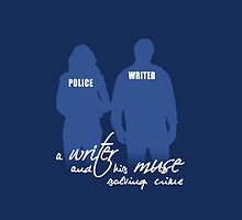 Writer & Muse by bsbrock