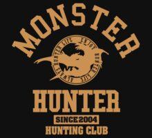 Monster Hunter Hunting Club by keicker