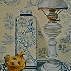 2013 Still Life calendar. Artist: Elizabeth Moore Golding by Elizabeth Moore Golding