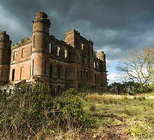 Gelston Castle by Brian Kerr