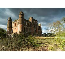 Gelston Castle Photographic Print