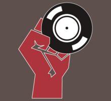 Vinyl Propaganda - Record DJ Kids Clothes