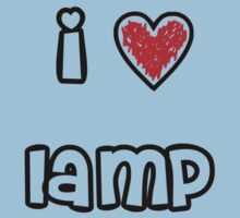 I love Lamp by crazyvicsta
