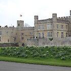 leeds castle in bloom by Martynb