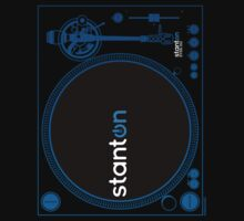 Official Stanton STR8-150 Turntable Kids Clothes