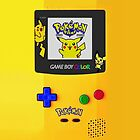 Pokemon Gameboy Case iPhone 4 by Jordan Bails