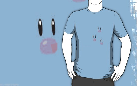 Dugtrio Pokemon T-Shirt by FreezingSoar