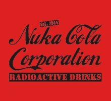 Nuka Cola by crazyvicsta