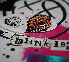 Blink 182 by wellamyreads