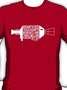 Red Dwarf - 3 Million Years T-Shirt