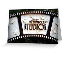 Disney's Hollywood Studios Greeting Card