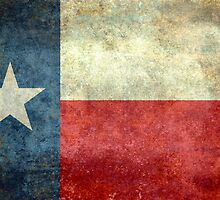 "The ""Lone Star Flag"" of The Lone State Texas by Bruiserstang"