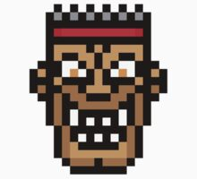 8-bit Commando by KingZombie