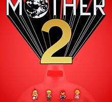 Mother 2 / EarthBound - Coming Soon Advertisement  by Michael Milstead