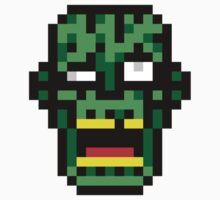 8-bit Zombie by KingZombie