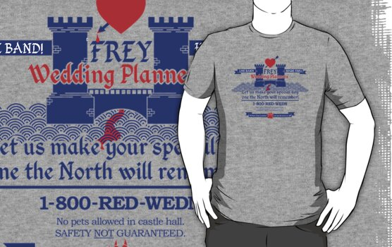 Frey Wedding Planners Advertisement by huckblade