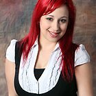 Red Hair with Personality by photobylorne