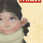 Mila small poster by milafilm