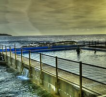 Dee Why Beach - Summer Light 6 by Jane  Earle Photography