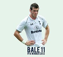 Gareth Bale by kelvclothing