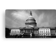 Washington Sky Canvas Print