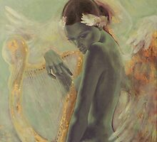Swan Song by dorina costras