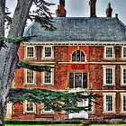 The Forty Hall House HDR by Anthony Hedger Photography