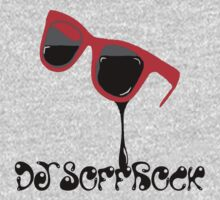 Train Retro Glasses - Jerry Becker/DJSoffRock by ILoveTrain