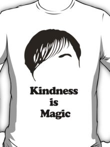 Derek (Ricky Gervais) Kindness is Magic T-Shirt