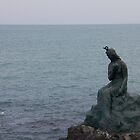 Haeundae Mermaid by jeffreynelsd