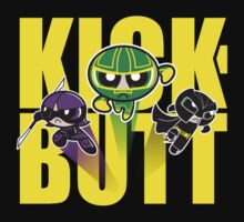 Kick Butt by moysche