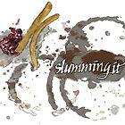 Slumming it by Agy Wilson
