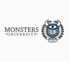 Monsters University by SwordStruck