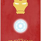 Iron Man by Brandon Day