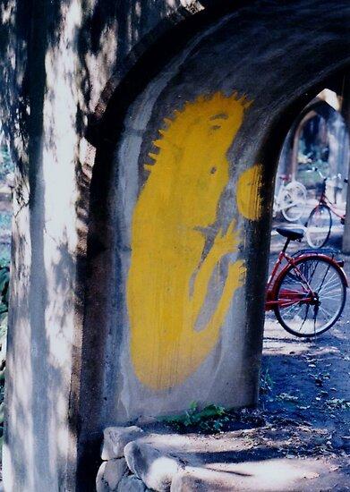 Graffiti by juliaweston