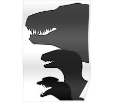 Jurassic Park Poster v1 Poster