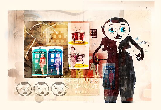 This is Frank Sidebottom by maxblack