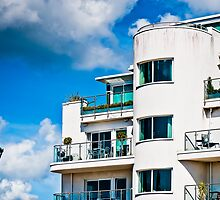 Art Deco Apartments by mlphoto