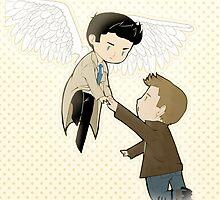 Little Guardian Angel by Depraved