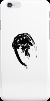 E // Black on White by schiggityschway