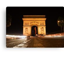 Paris 8661 Canvas Print