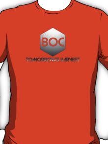 TOMORROW'S HARVEST - BOC T-Shirt